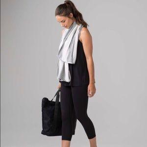 Lululemon sage scarf/ wrap